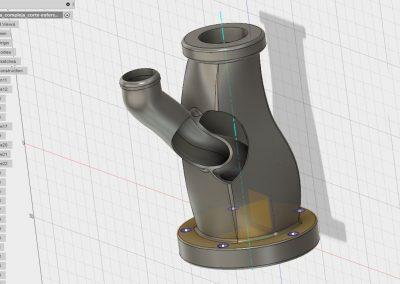 Imagen ingeniería 3D Optimus3D
